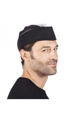 Gorros ribeteados de color (Pack de 6)